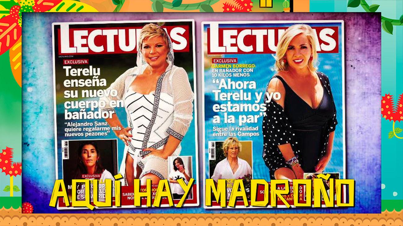 Los madrileños han hablado: ¿prefieren a Terelu Campos o a Carmen Borrego?
