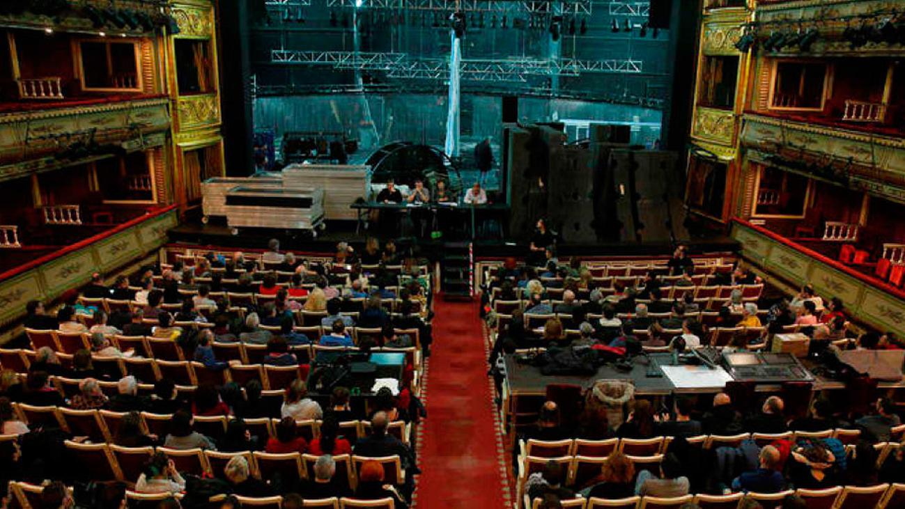 El teatro Gran Vía se inunda de clásicos como 'La verbena de la Paloma'