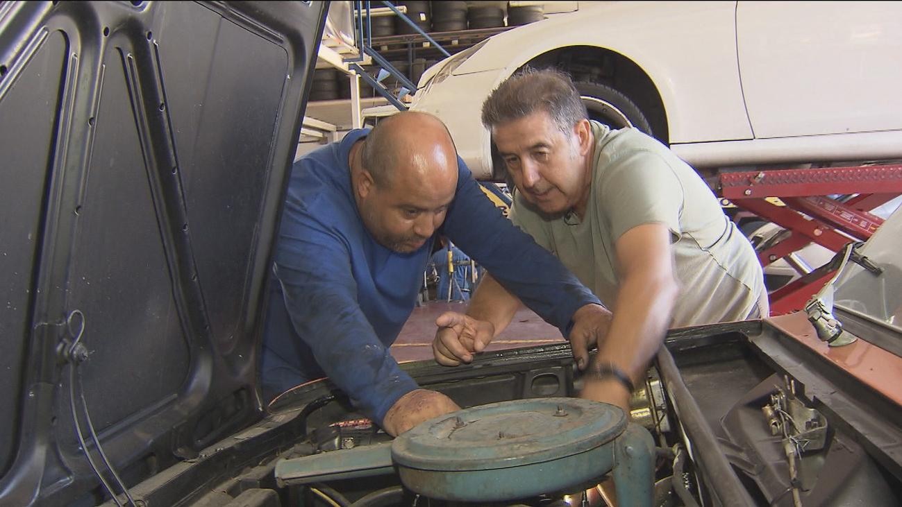 Los jubilados de Fuenlabrada  ayudan a los jóvenes a poner en marcha su negocio