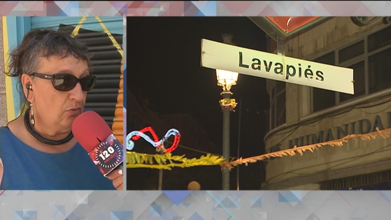 Denuncian censura a un pregón alternativo de trabajadoras en las fiestas de Lavapiés