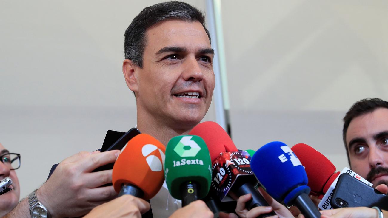 Sánchez anuncia una nueva ronda de contactos con los partidos políticos