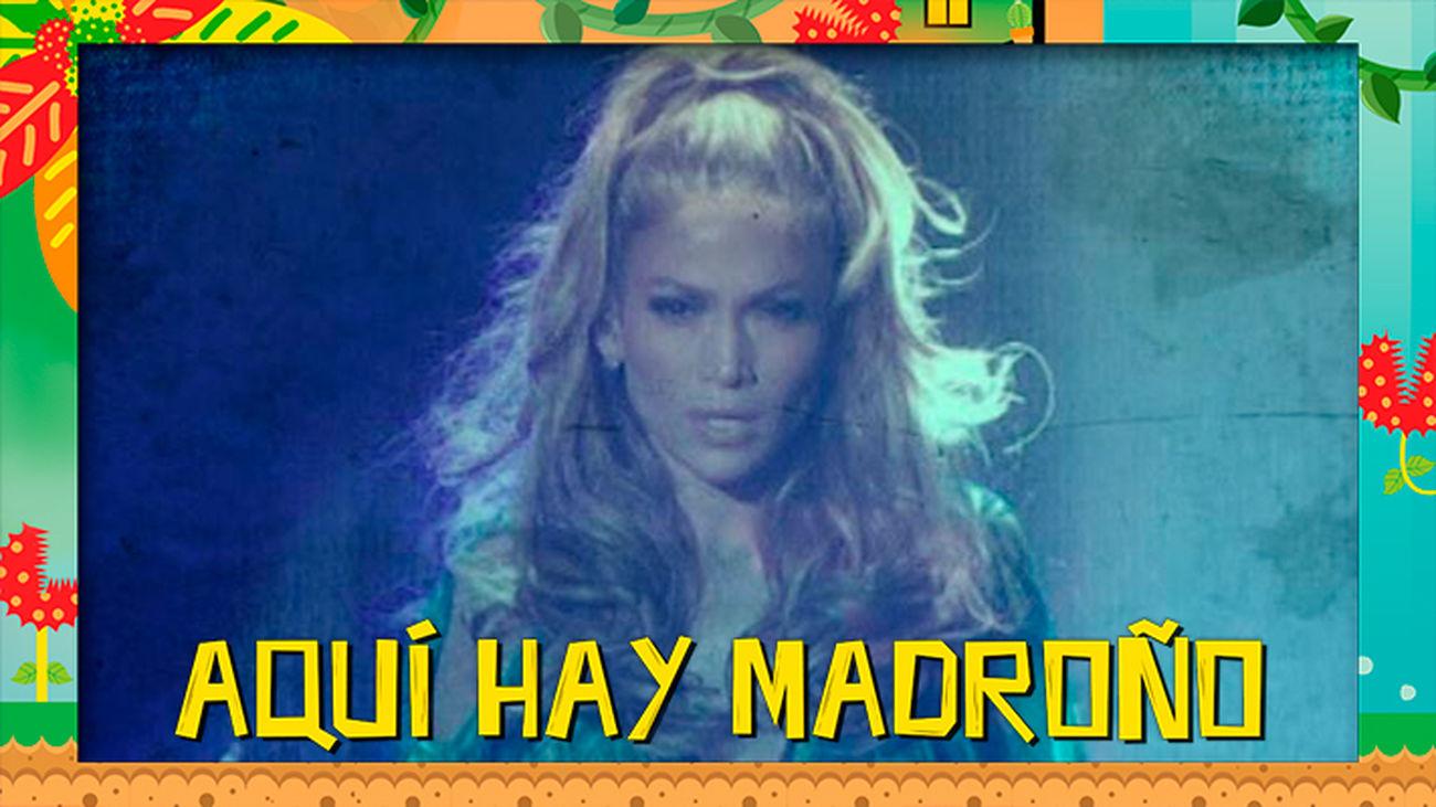 Jennifer López la lía 'mazo' en su único concierto en España