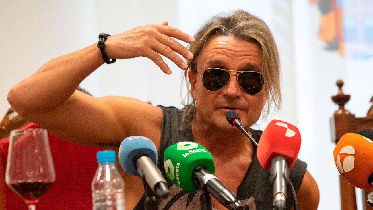 Nacho Cano regresa a los escenarios 22 años después