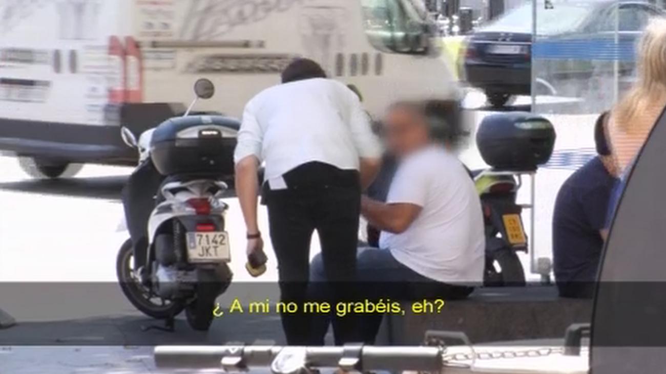 A la caza de estafadores en la estación de Atocha