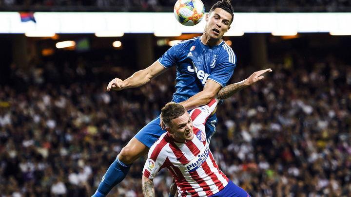 2-1. El Atlético se impone al Juventus