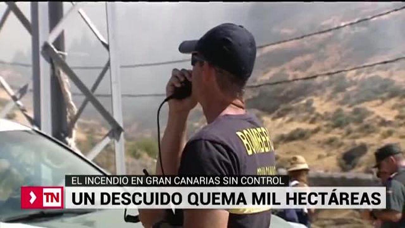 Telenoticias Fin de Semana 11.08.2019