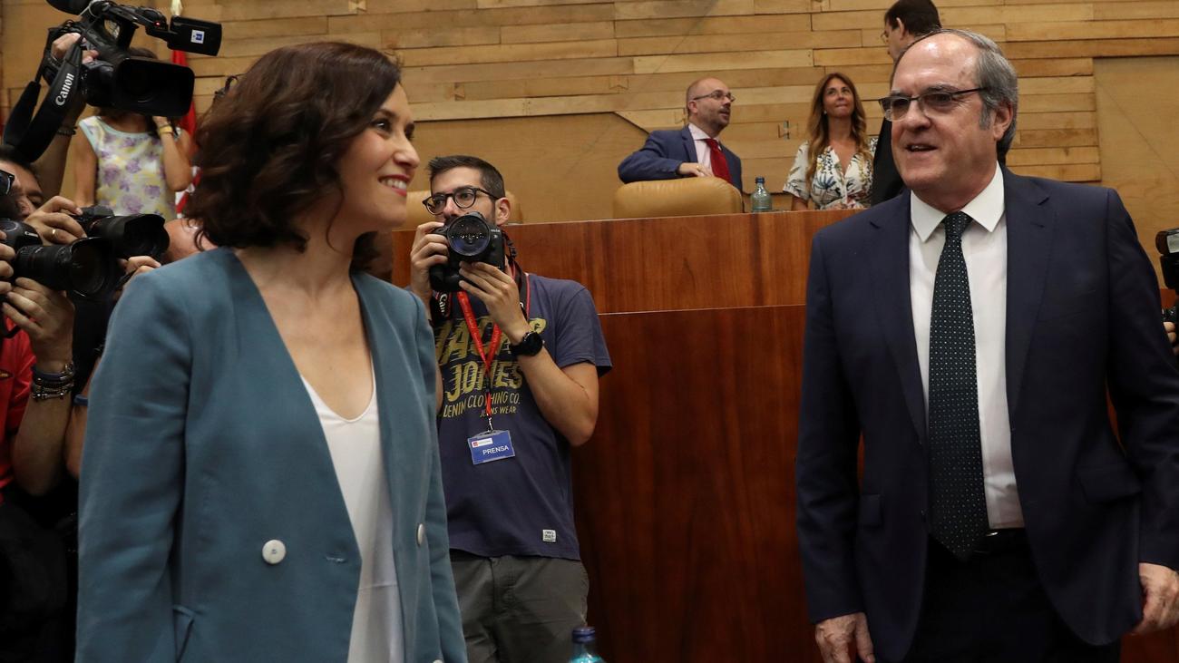 Especial discurso de investidura de Isabel Díaz Ayuso (la previa)