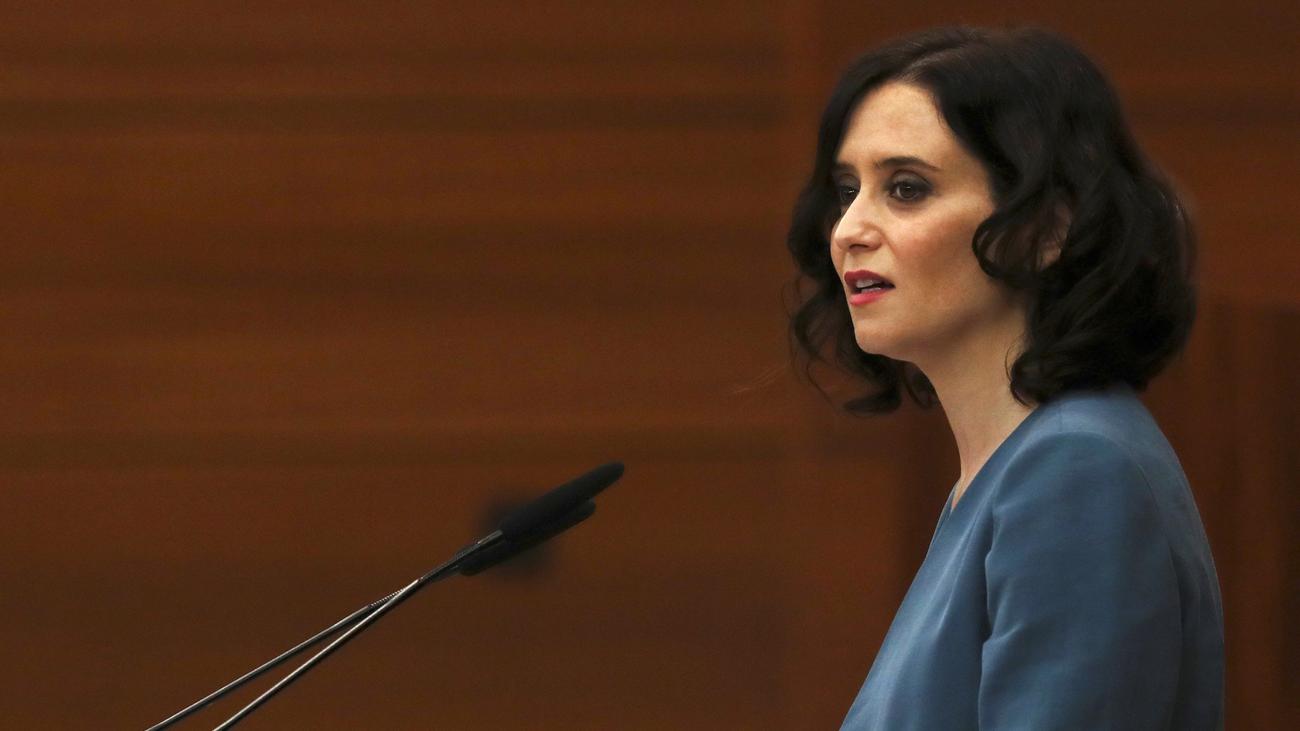 Los 10 retos que se marca Isabel Díaz Ayuso en Madrid