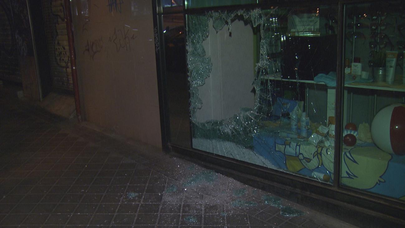 Otra noche de robos en Madrid
