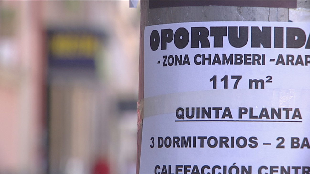 Compartir piso en España  es más caro que hace un año