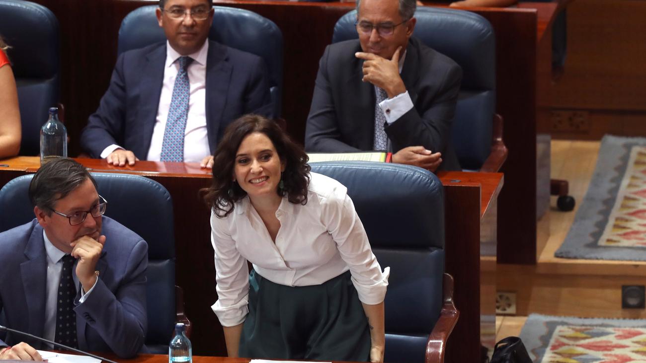 Especial investidura de Isabel Díaz Ayuso (parte 5)