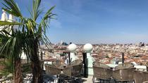Así es la terraza del Hotel Riu en el Edificio España