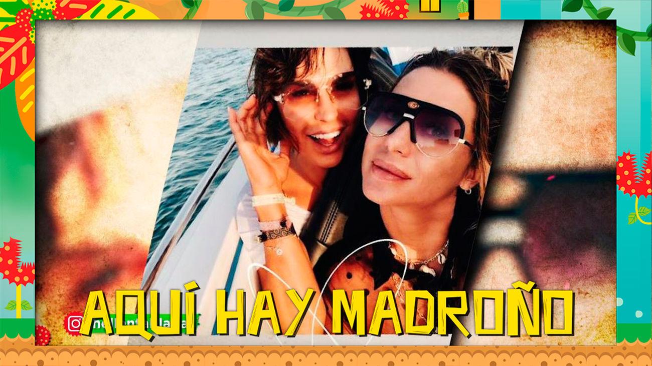 Así está pasando el verano Raquel Perera tras su divorcio con Alejandro Sanz