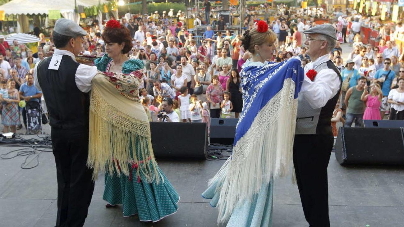 Vive con Telemadrid las Fiestas de la Paloma