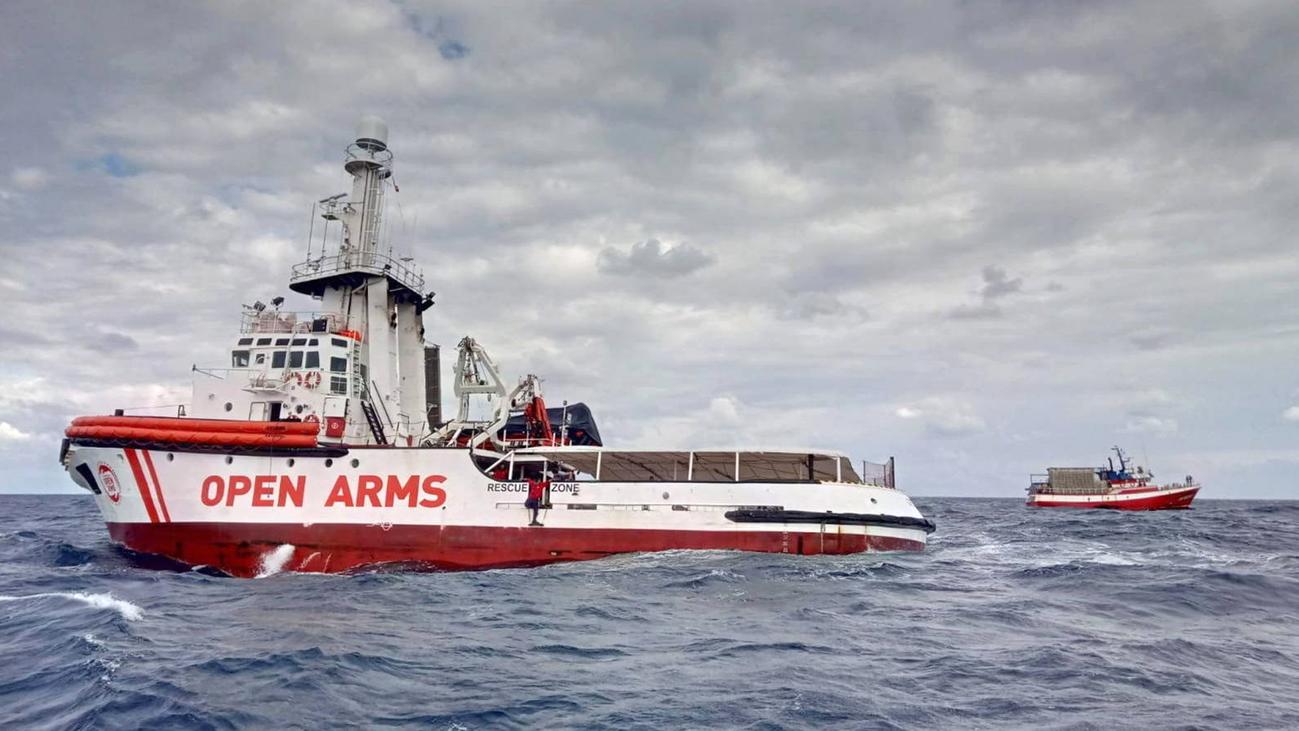 Francia toma la iniciativa para desbloquear la situación del barco Open Arms