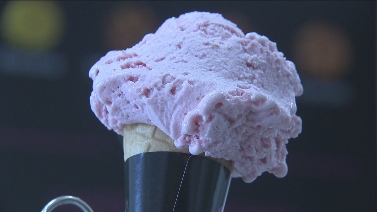 El helado y la búsqueda de nuevos sabores