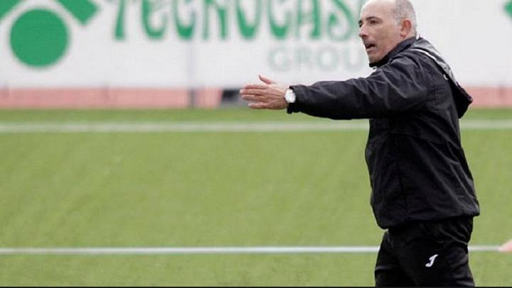 Conocemos a Diego Montoya, entrenador del Getafe B