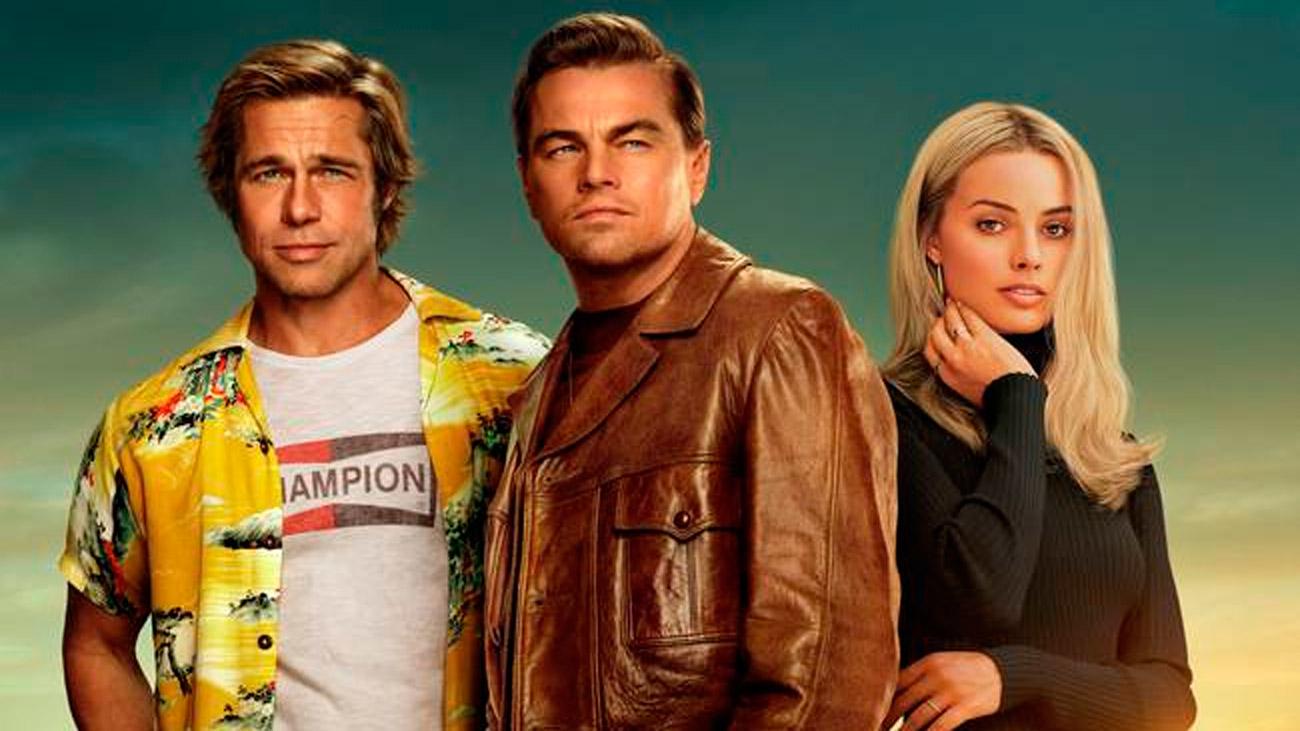Quentin Tarantinoestrena su nueva película'Érase una vez en Hollywood'