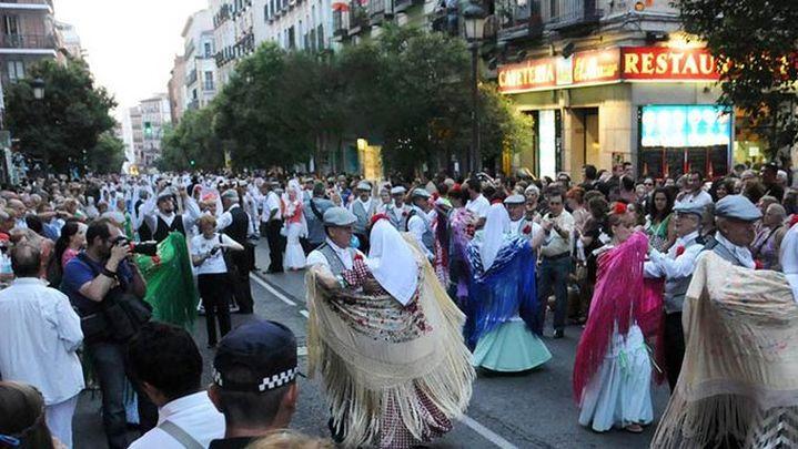 Madrid celebra por todo lo alto la Paloma