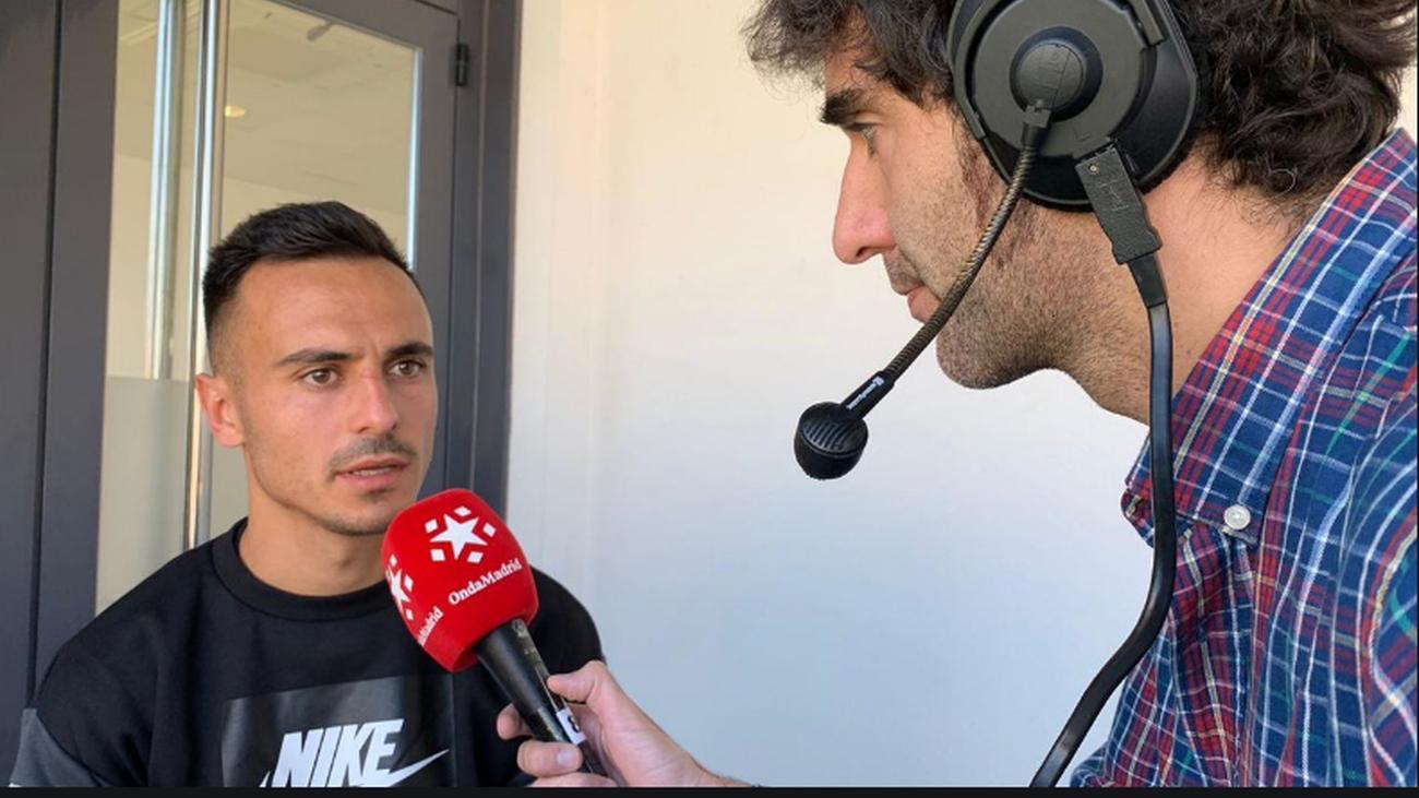 """Álvaro García: """"Me siento en deuda con la afición y el club"""""""
