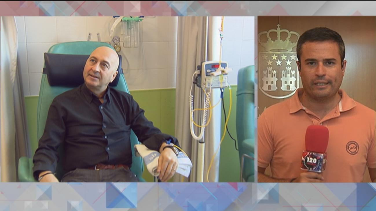 El Hospital Clínico San Carlos reduce el horario de quimioterapia en agosto