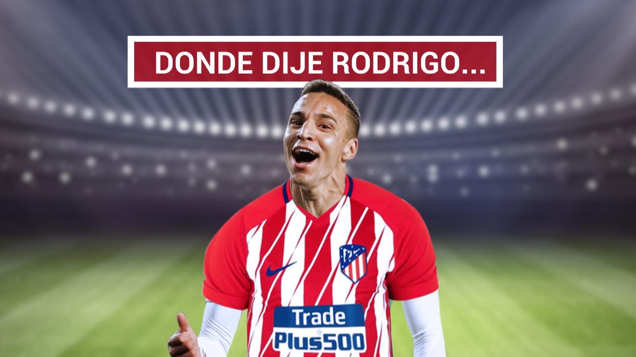 Rodrigo deshoja la margarita: ¿Atleti sí o Atleti no?