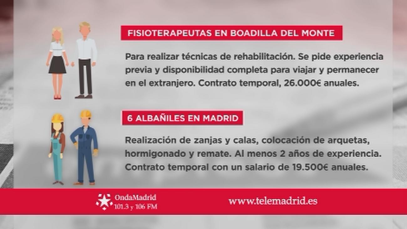 Se buscan reponedores para trabajar en Alcorcón, Getafe, Leganés y Majadahonda
