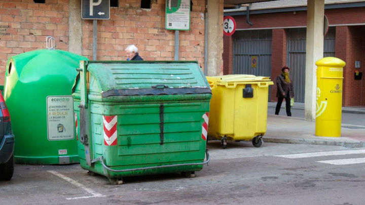 Los madrileños reciclan más de media que el conjunto de los españoles