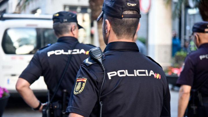 Dos detenidos en Alcorcón con 8,5 kilos de hachís y un kilo de marihuana