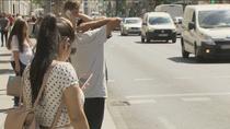 Aumentan los atropellos debido al uso del móvil por parte de los peatones