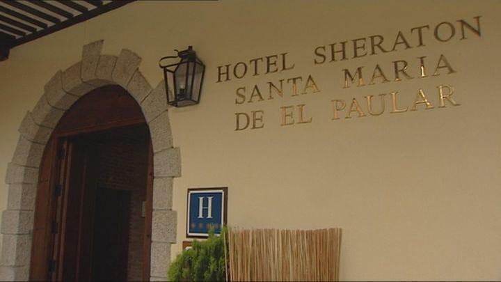 Recogen firmas para que el hotel de El Paular en Rascafría se convierta en Parador Nacional