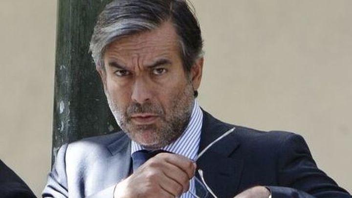 El juez Enrique López, consejero de Justicia, Interior y Víctimas del Terrorismo del Gobierno de Ayuso