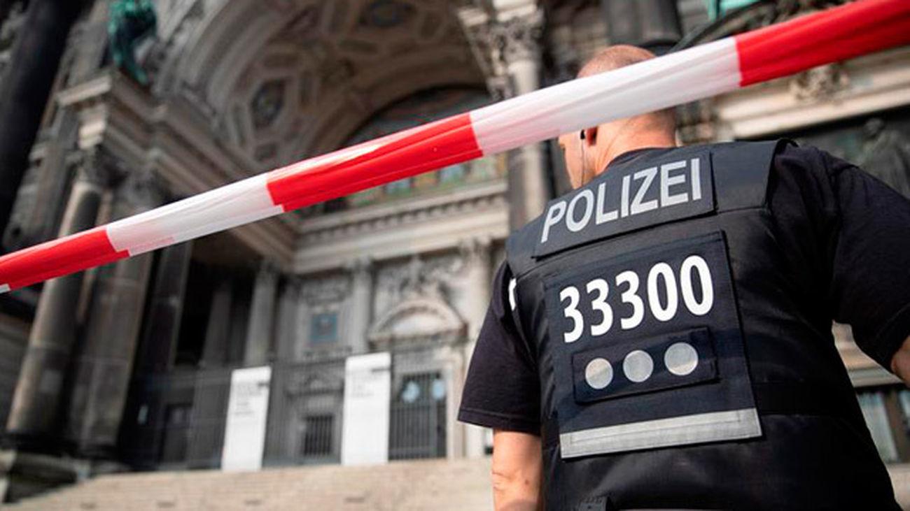 La Policía Alemana investigan la muerte de la joven