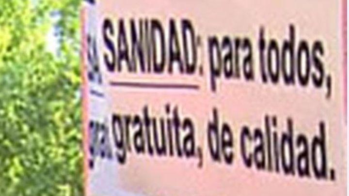 Una gran 'Marea Blanca' recorrerá el centro de Madrid en defensa de la Sanidad Pública