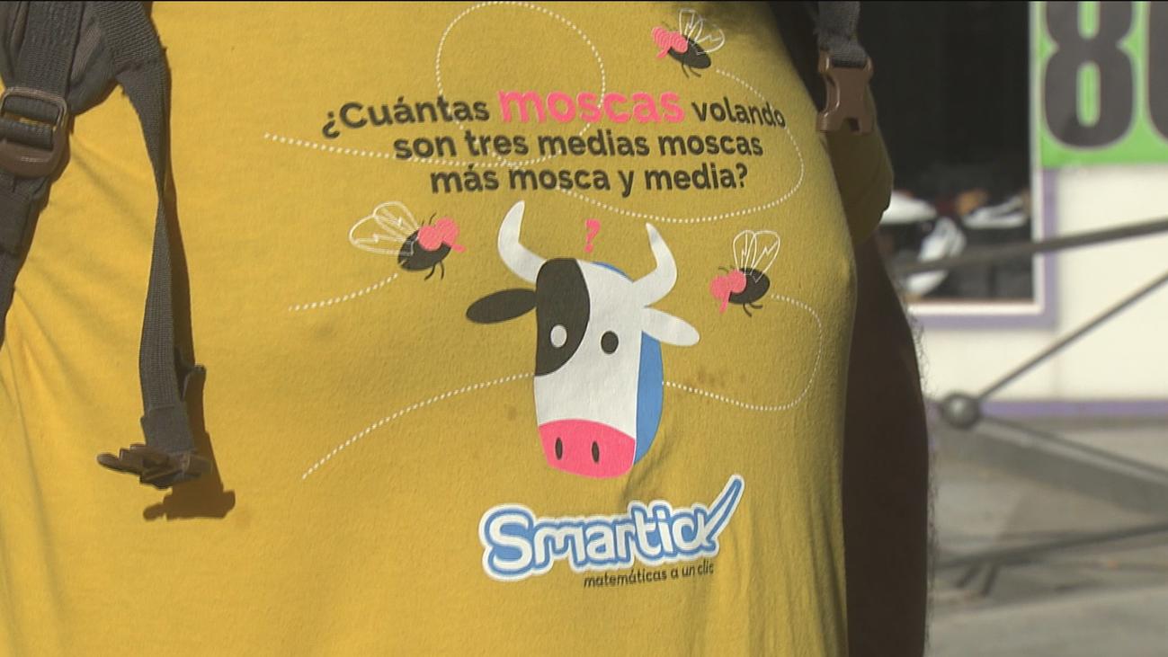 'Matemáticas en la ciudad', entrenar nuestra mente paseando por Madrid