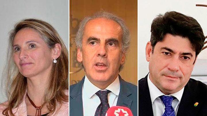 Ruiz Escudero, Paloma Martín y David Pérez completan el gobierno de Ayuso
