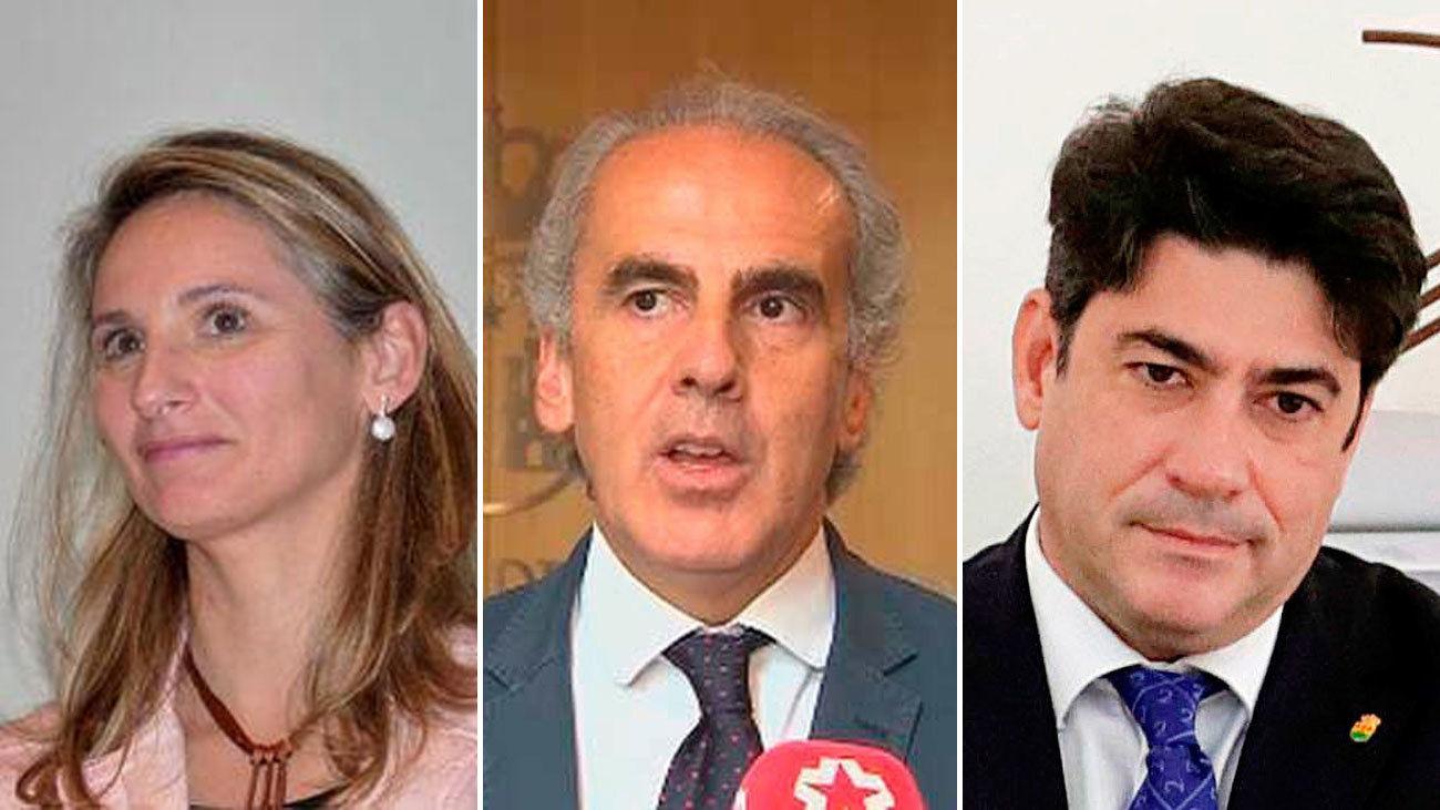 Paloma Martín, Ruiz Escudero y David Pérez, los Consejeros que completan el gobierno de Ayuso