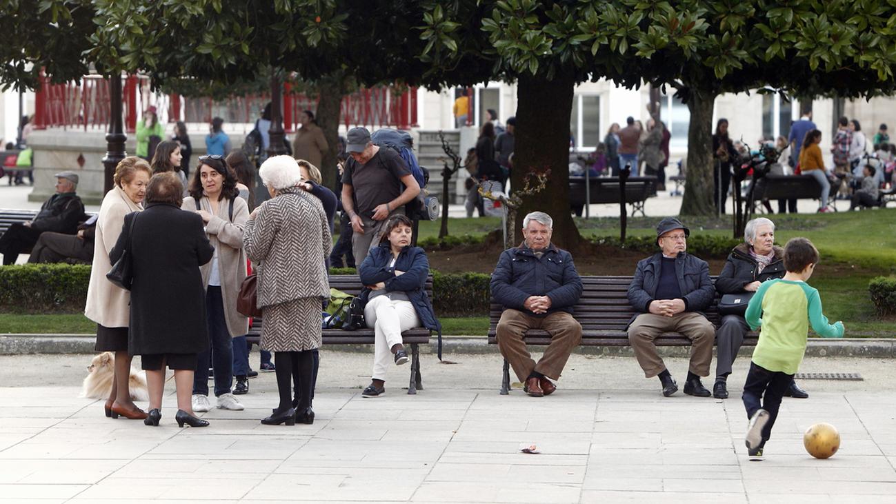 Desarticulada una banda que asaltaba ancianos en Madrid