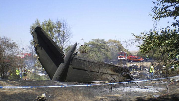 La comisión que investiga el accidente de Spanair de 2008 en Barajas observa conductas negligentes y pide que actúe la Fiscalía