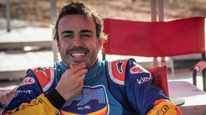 Toyota anuncia el calendario de preparación de Alonso para el Dakar