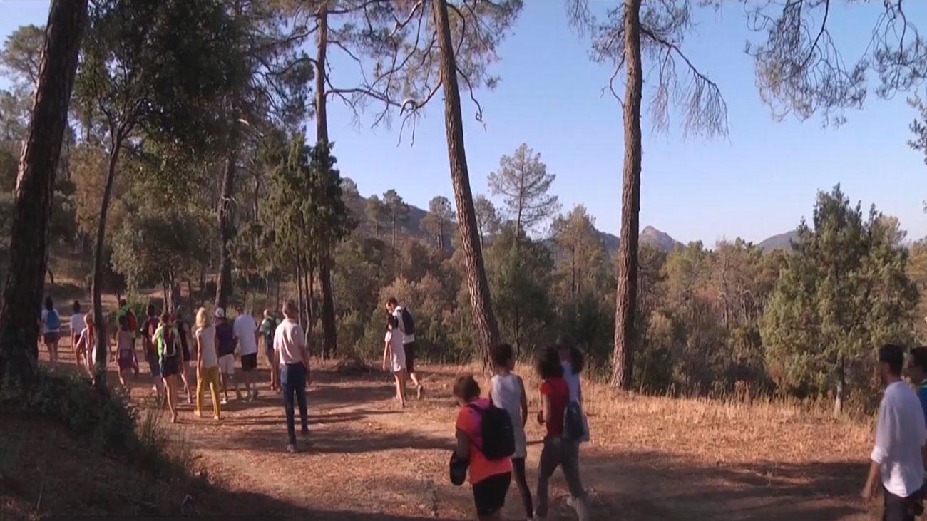 Deporte asequible y turismo sostenible: Senderismo en Robledo de Chavela