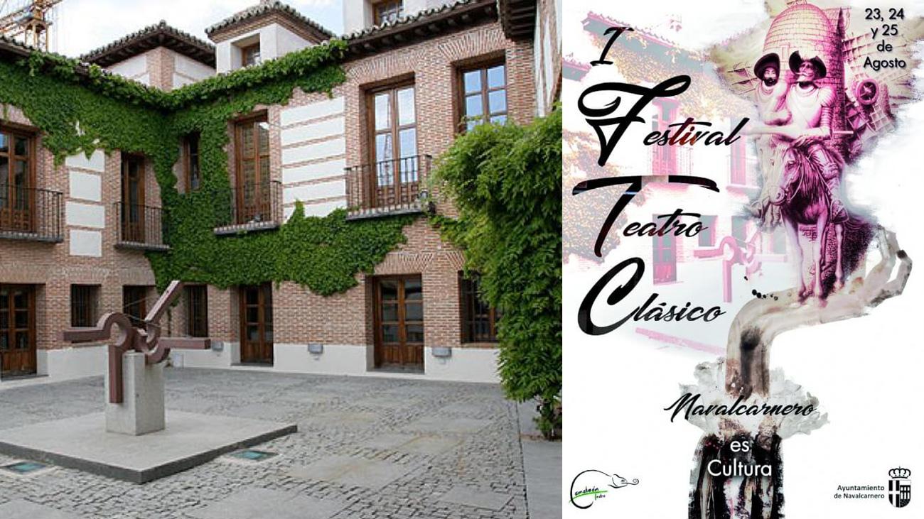 La Casa de la Cultura de Navalcarnero acogerá este fin de semana el I Festival de Teatro Clásico