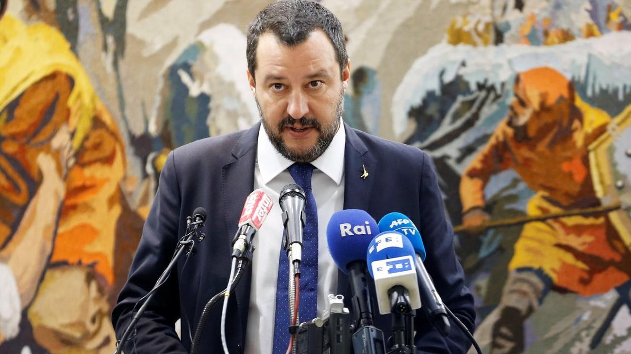 Crisis política en Italia tras la dimisión de Giuseppe Conte