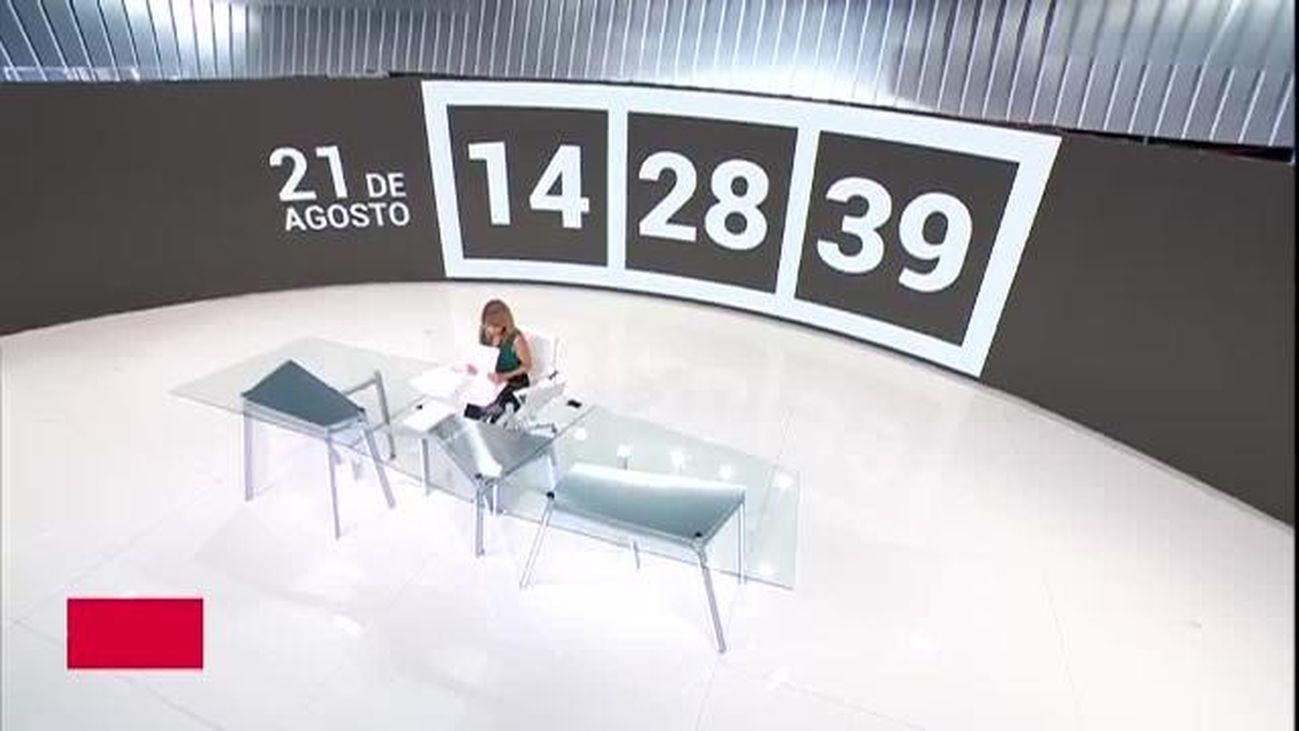 Telenoticias 1 21.08.2019