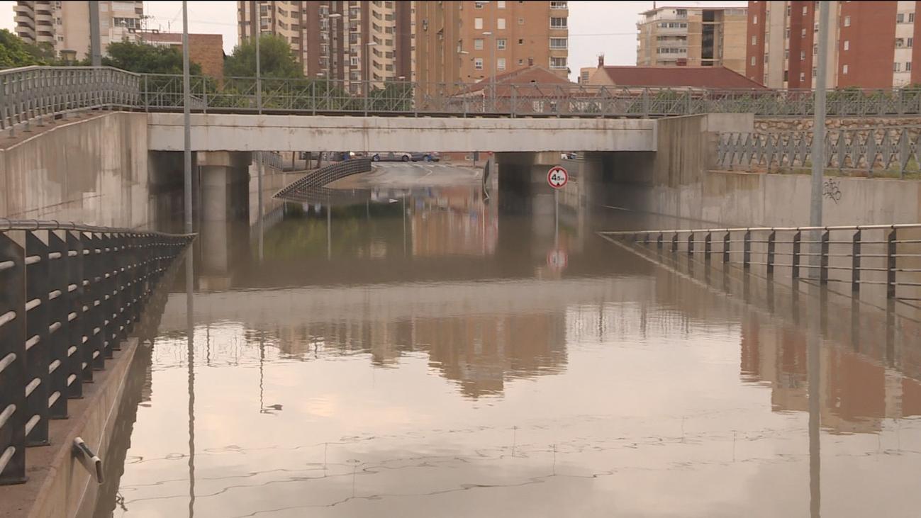 Veinte provincias en estado de alerta por las lluvias