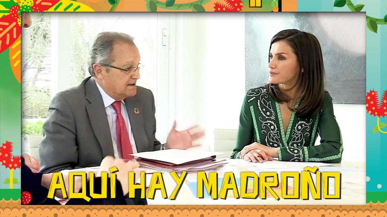 ¡Letizia Ortiz Rocasolano vuelve a la televisión!