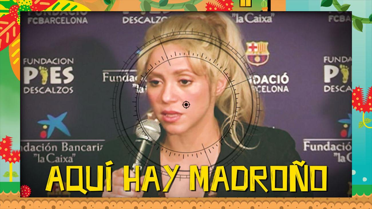 Shakira vuelve a encontrarse en el ojo del huracán