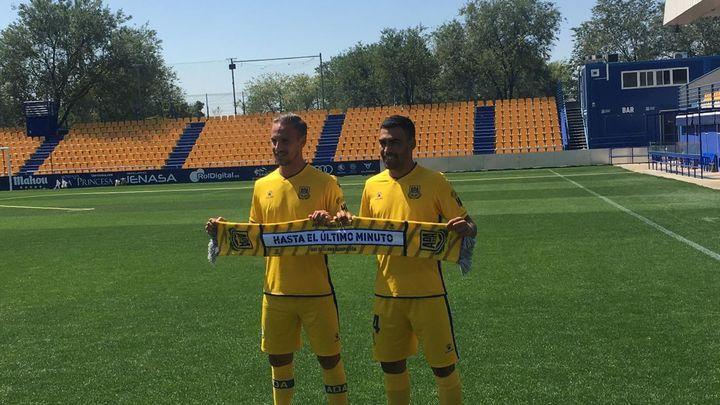 "Daniel Romera: ""Mi objetivo es meter diez o quince goles"""