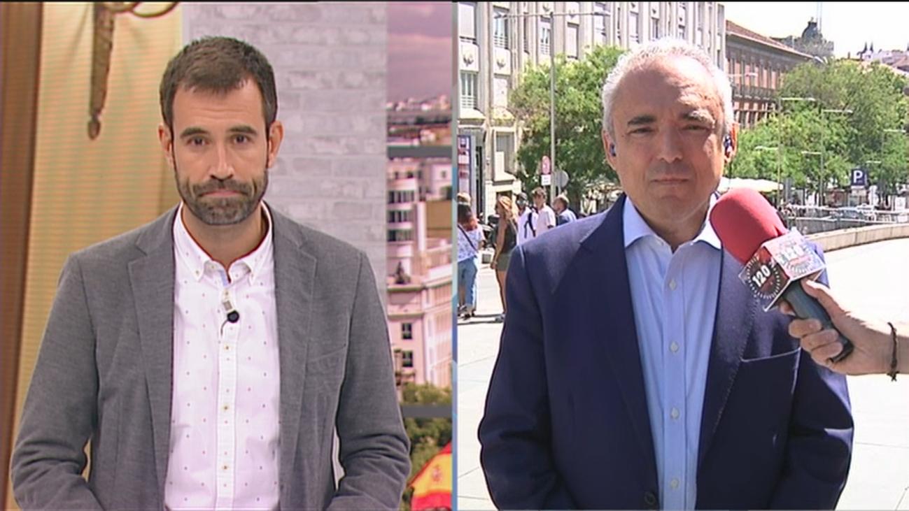 """Simancas: """"Si los partidos quieren que haya Gobierno tienen que abstenerse"""""""