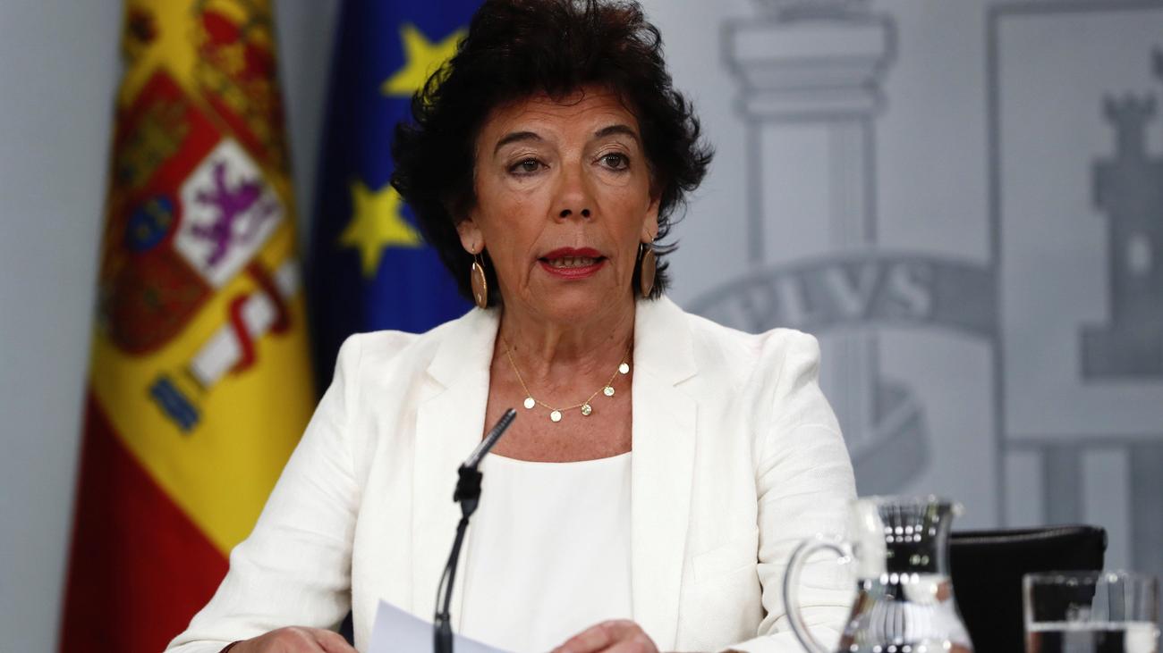 """Moncloa considera un """"falso dilema"""" decir que o hay coalición o elecciones"""